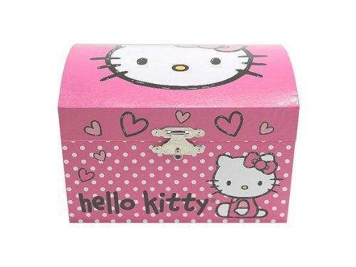 Hello Kitty Jewelry Box We Love Kitty
